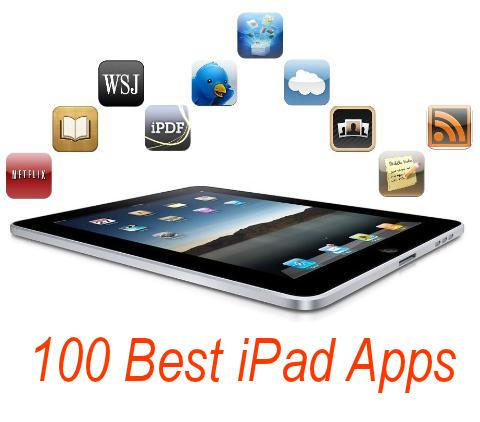 100 Best iPad Apps