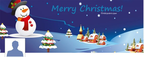45+ Christmas Day Facebook Timeline Covers - Design News