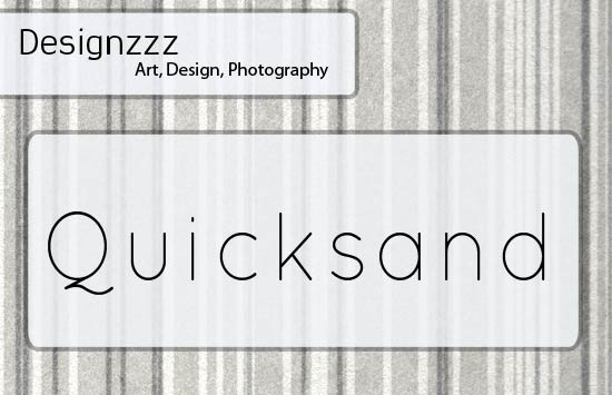 Beautiful Thin Fonts for Web Designers