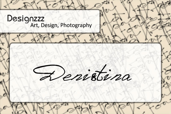 Best handwritten fonts stock free
