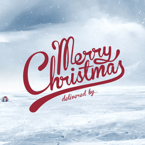 15+ Fancy Christmas Fonts & Typography Ideas