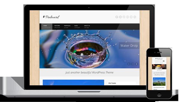 Free WordPress Portfolio Themes 2014