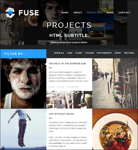 45+ Excellent WordPress Portfolio Themes