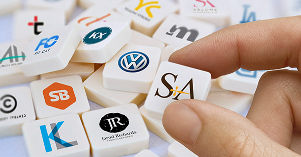 30+ Design Ideas to Create Two-Letter Logos [Infographic]