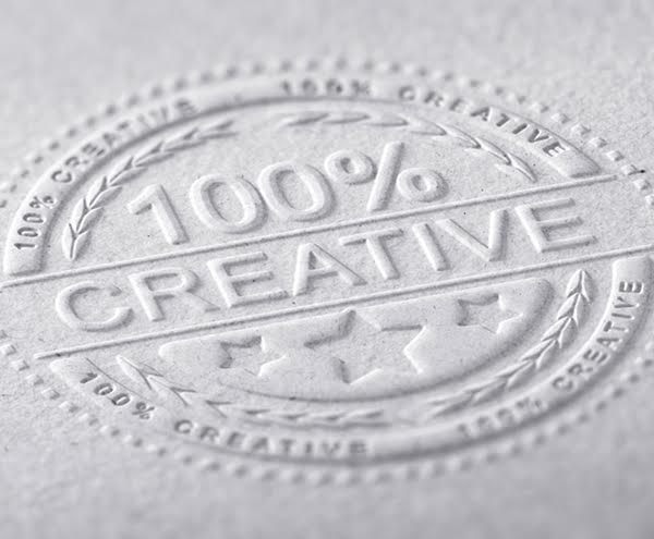 Tips for Embossing Your Design Portfolio Binder
