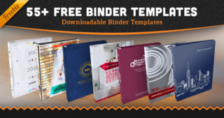 Collection of Binder Templates – Free Download