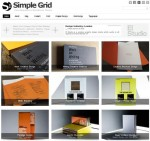 free grid wp themes