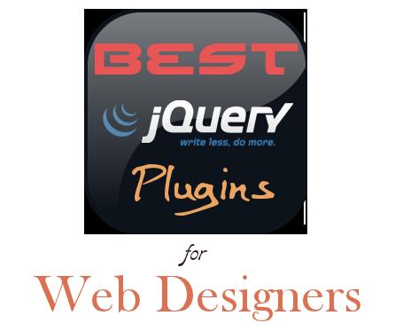 jquery plugins for web designers