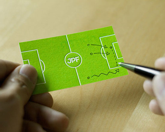 30+ Green Business Cards to Go Green