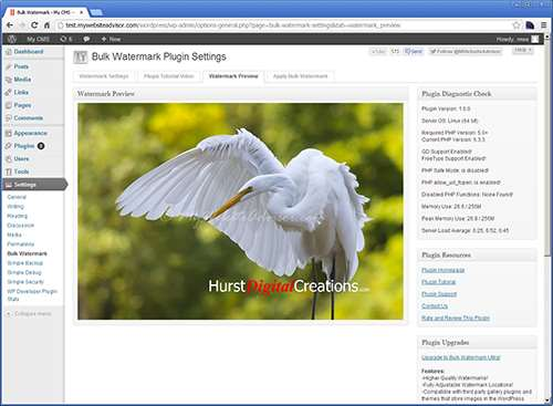 5+ WP Plugins to Watermark Images Automatically