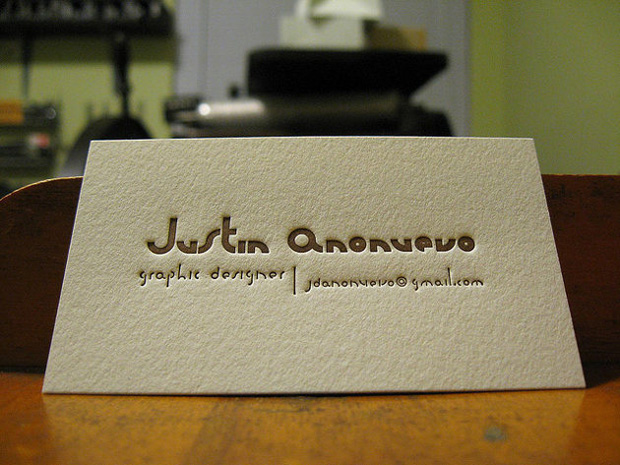 50+ Creative Business Card Inspirations