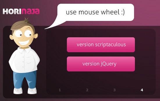 50 jQuery Slider Plugins for Portfolio Websites