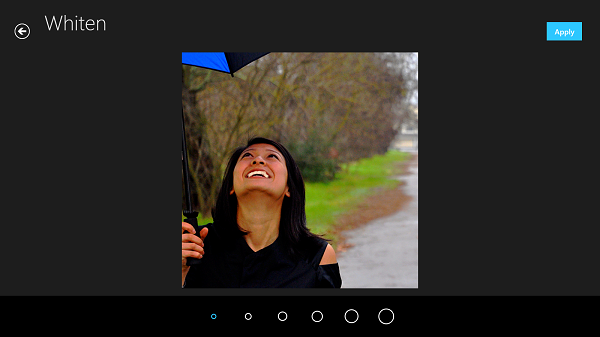 How to do Photo Editing Using Aviary Photo Editor in Windows 8?