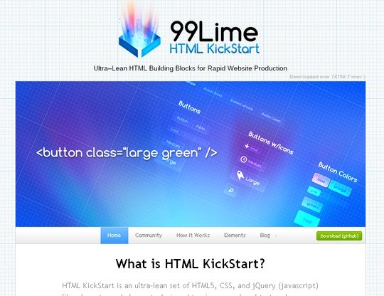 20+ Online HTML5 Tools for Website Designers