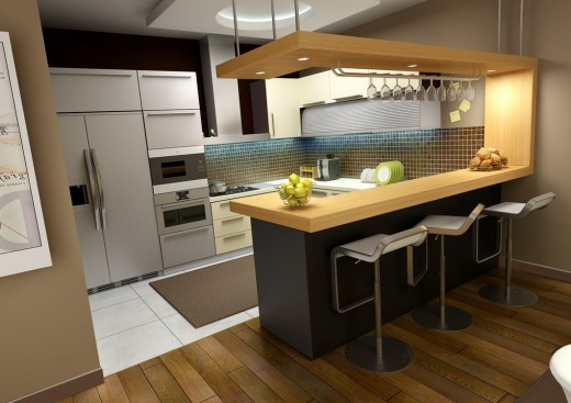 20 Modern Kitchen Ideas