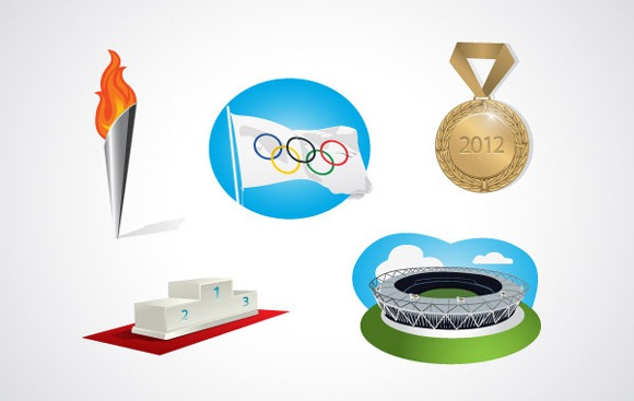 40+ Awesome Collection of Sports Vector Elements