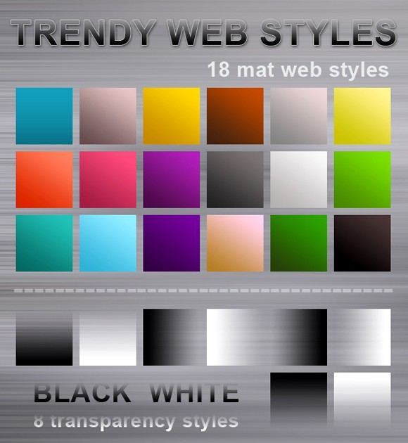 999+ Best Photoshop Gradients for Designers Free