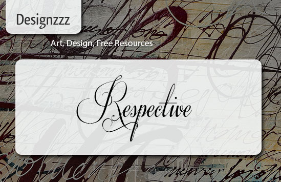 Awesome Gorgeous Calligraphy Fonts with Quill Writing Effect