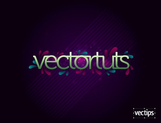 Awesome Adobe Illustrator Text Effect Design Tutorial Free