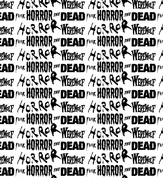 Awesome Free Horror Words Designs with Photoshop