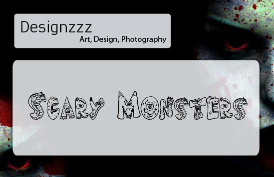 Download Horror Fonts for Frightening Graphics Free