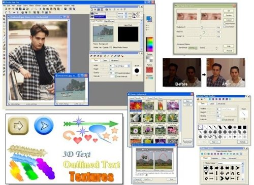 Download Image Processing Tools for Photo Enhancement Free