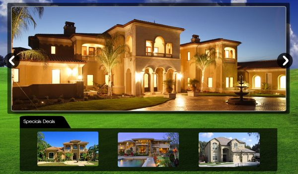 Real Estate PSD Web Templates for Websites Download Free