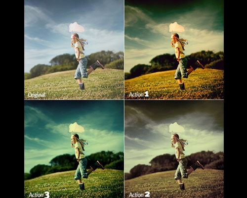20+ Awesome Less Time Consuming Photoshop Actions to Enhance Your Photographs