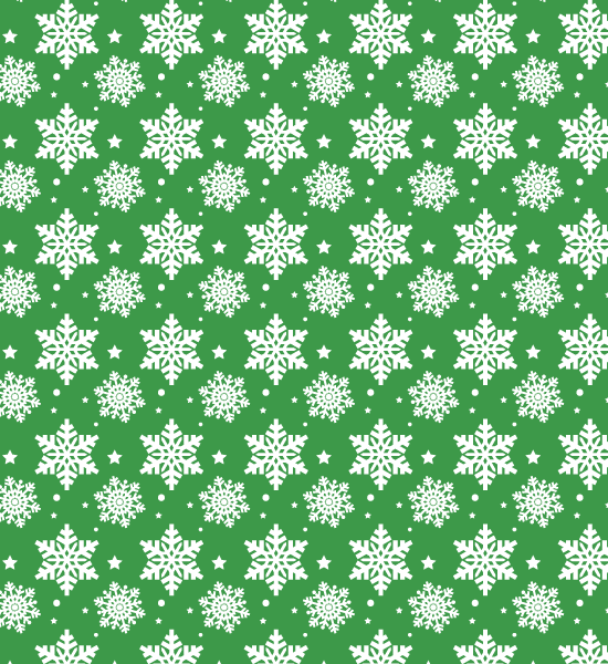 Beautiful Snow Flake Seamless Photoshop Patterns Free
