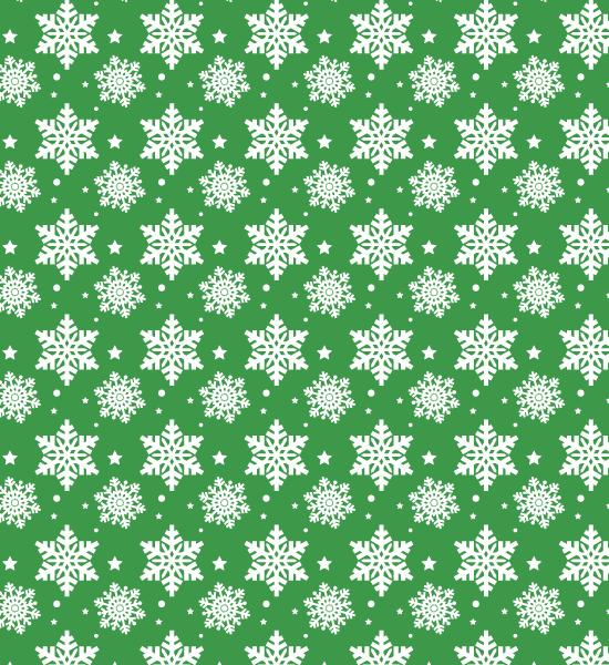 Beautiful Snow Flake Seamless Photoshop Patterns Free