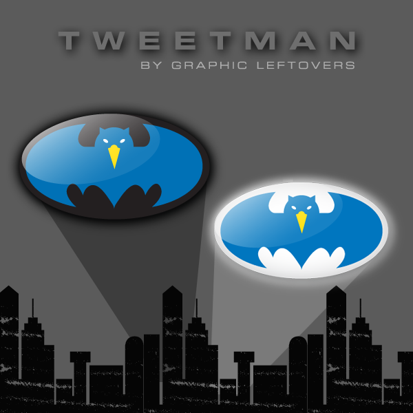 Best Free Tweetman Twitter Icons