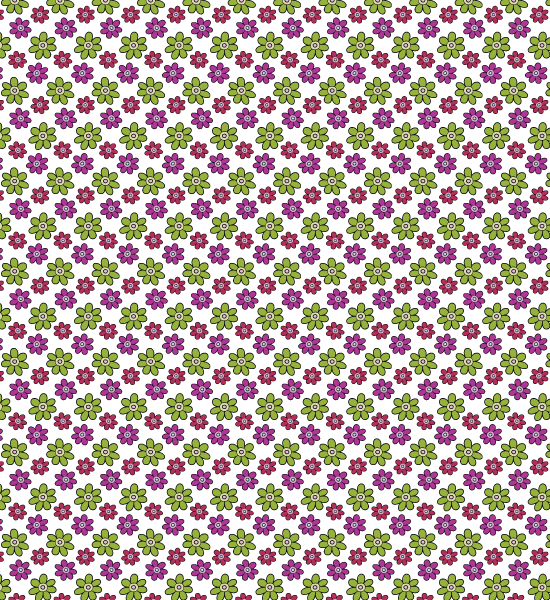 Marvelous Colorful Seamless Petal Pattern Designs Free