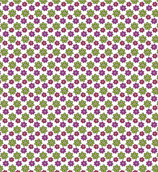 Marvelous Colorful Seamless Petal Pattern Designs Free
