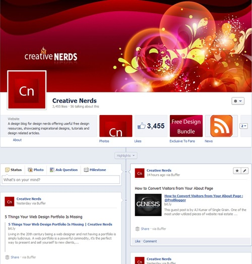 Marvelous Web Designs For Designers Free