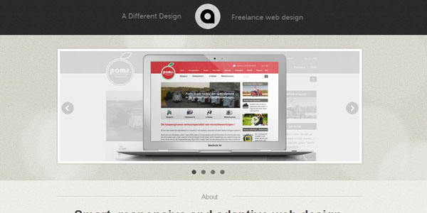 Awesome Minimalistic Responsive Web Designs Free