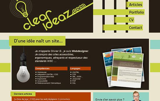 Designing Awesome Websites Using HTML5