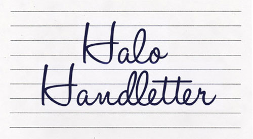 Top 25 Awesome Hand Written Fonts for Designers Free