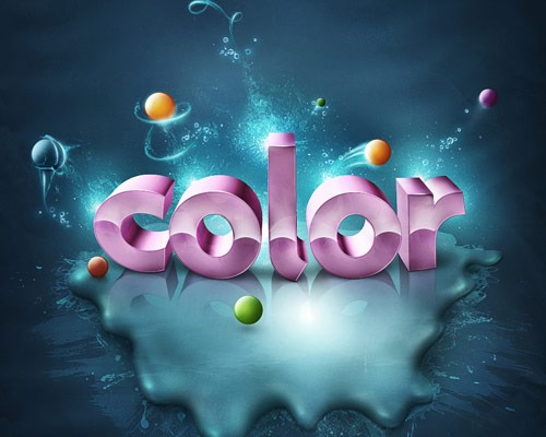 Best Photoshop Tutorials for Creating 3D Text Effects
