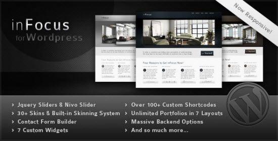 Best 20+ WordPress Business Themes