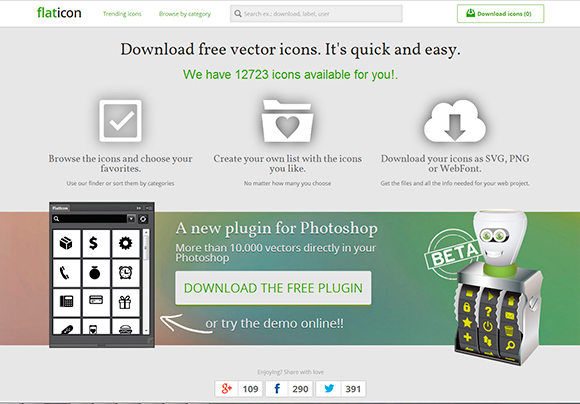 Free Photoshop Vector Icons