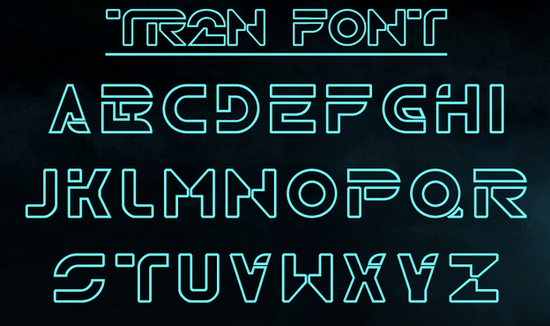 Top 10 Free Science Fiction Fonts