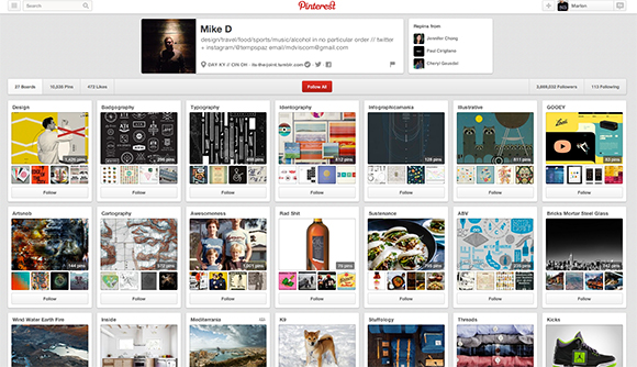 Top 5 Social Networks for Graphic Designers