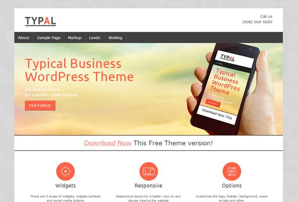 15 Elegant and Free Responsive WordPress Themes