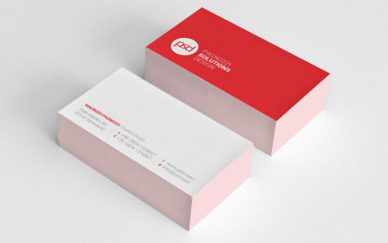 25 Latest Business Card Designs
