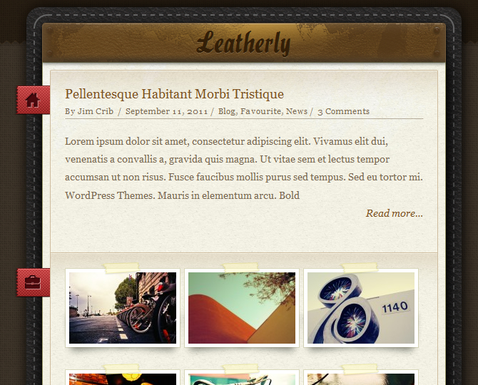 27+ Awesome Free and Premium Tumblr-Style WordPress Themes