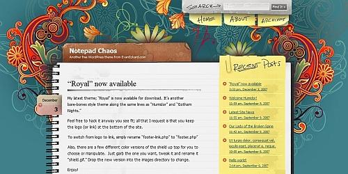 27+ Beautiful Free WordPress Blog Themes