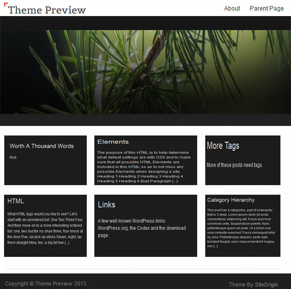 33+ Amazing Free WordPress Photography Themes