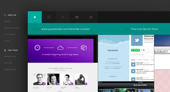 45 Great PSD Templates