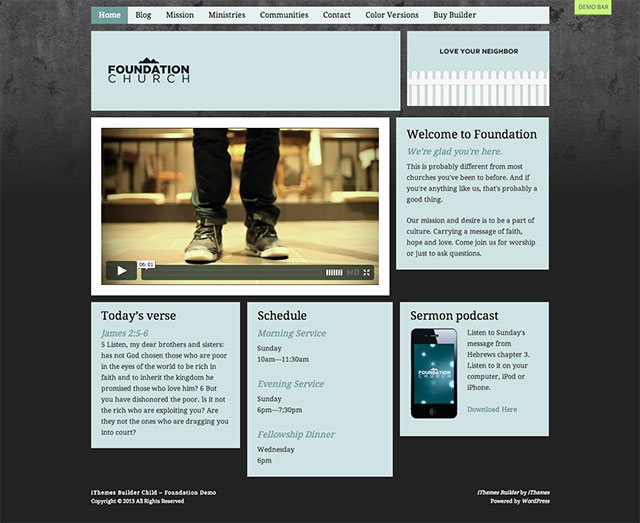 20+ Great Premium WordPress Theme Frameworks
