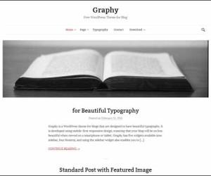 249+ Modern and Elegant Free Responsive WordPress Themes